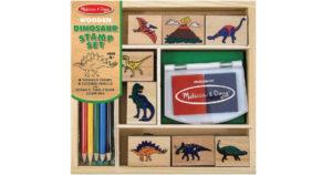 Melissa & Doug Dinosaurs Stamp Set $5.76