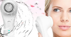 MiroPure Sonic Facial and Body Cleansing Brush $25.99 Shipped