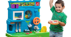 Step2 Ninja Turtle Pizza Kitchen & Accessories $59.99 Shipped (Reg. $90.99)