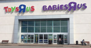 ALL ToysRUs & BabiesRUs Retail Stores Are Closing in the U.S.