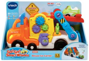 VTech Go! Go! Smart Wheels Deluxe Car Carrier $9.09 (Reg.$19.99)