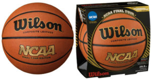 Wilson NCAA Final Four Edition Basketball $12.99 (Reg. $28.50)