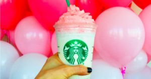 Get $3 Frappuccinos at Starbucks TODAY ONLY!!