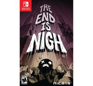 The End is Nigh Nintendo Switch Game $20.49