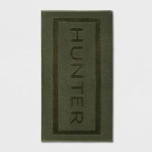 Hunter Oversized Beach Towels $12.50 (Reg.$25)