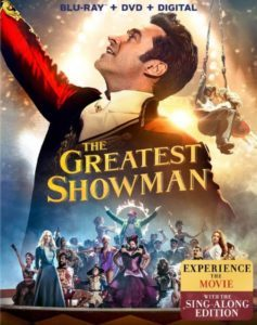 The Greatest Showman Blu-ray + DVD Combo $10.99 & FREE $5 Best Buy eGift Card