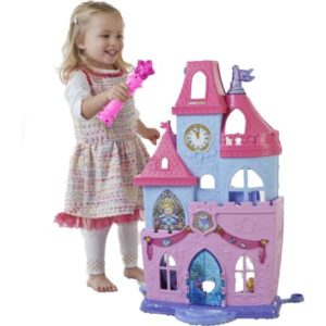 Disney Princess Magical Wand Palace $24.88