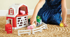 Green Toys Farm Playset $14.56 (Reg.$44.99)