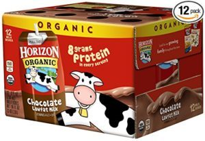 Horizon Organic Chocolate Milk Boxes 12-Pack $11.38 Shipped