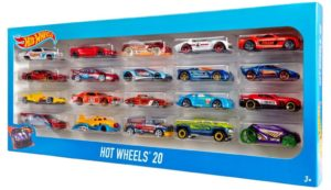 Hot Wheels Cars 20 Pack Gift Set $14.39