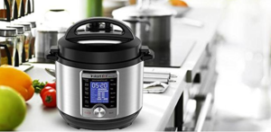 Instant Pot Ultra Mini 10-in-1 Pressure Cooker $79.95 Shipped (Reg.$119.95)