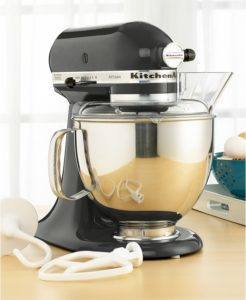 KitchenAid Artisan 5-Quart Stand Mixer $159.93 Shipped After Macy's Mail-In Rebate