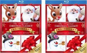The Original Christmas Classics Anniversary Blu-ray Collection $12.55