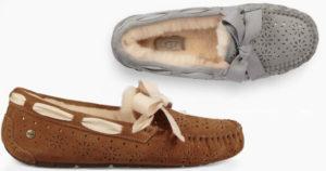 UGG Women's Dakota Slippers $59.99 (Reg. $120)