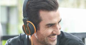 Ailihen Foldable Headphones $12.73