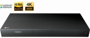 LG 4K Ultra HD 3D Blu-ray Player $79.99 Shipped (Reg. $199.99)