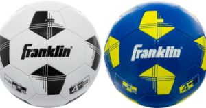 Franklin Sports Soccer Ball $3.99