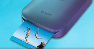 HP Sprocket Portable Photo Printer $89.99 Shipped