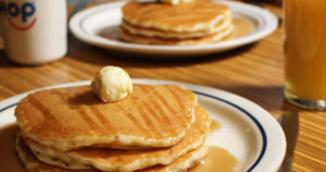 IHOP Short Stack Pancakes 60¢ (July 17th Only)