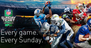 NFL Sunday Ticket $79.97 for College Students (Reg. $293.95)
