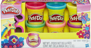 Play-Doh Sparkle Compound Collection $3.69