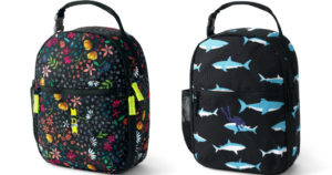50% Off Lands' End Backpacks & Lunch Boxes & Free Shipping