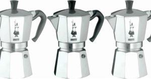 Bialetti Moka Express Espresso Maker $17.49 (Reg. $35)