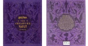 Harry Potter The Creature Vault Hardcover Book $23.23 (Reg. $45)