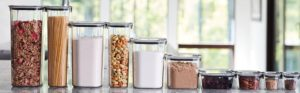 Rubbermaid Brilliance Food Storage Container 10-Piece Set $41.95 Shipped