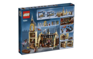 LEGO Harry Potter Hogwarts Great Hall 878-Piece Set $64.99 Shipped (Reg. $99.99)