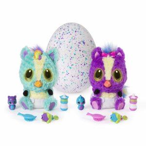Hatchimals Hatchibabies – Ponette & Cheetree $49.99