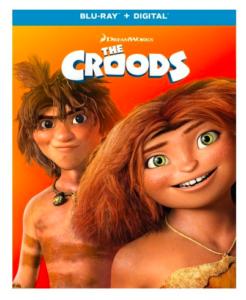 The Croods Blu-ray + Digital $4.50