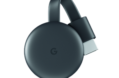 Turn Your TV into a Smart TV with the Google Chromecast Streaming Media Player!