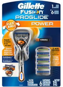 Gillette Fusion Proglide Kit  $17.94