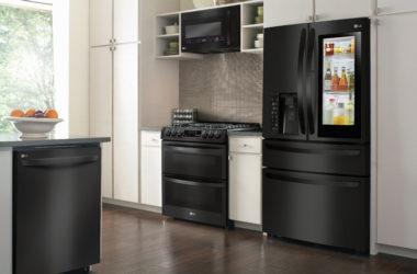 Brand New LG Matte Black  Kitchen!!