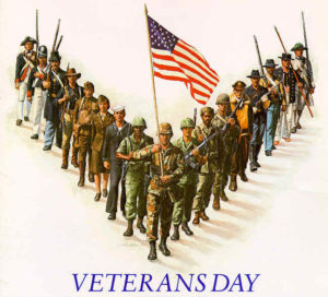 2018 Veterans Day Discounts, Freebies, & DealS
