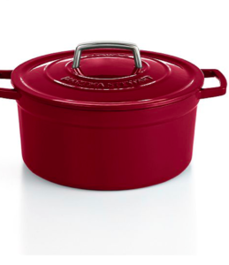 Martha Stewart Collection Collector's Enameled Cast Iron 6 Qt. Round Dutch Oven $49.99 (Reg. $179.99)