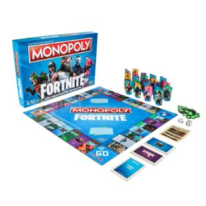 Monopoly Fortnite Edition Board Game $12.71 Shipped (Reg. $19.99)