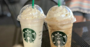 Buy One Starbucks Frappuccino or Espresso Drink & Get One Free (11/23 Only)