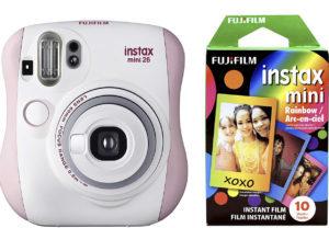 Fujifilm Instax Mini 26 + Rainbow Film Bundle $39.99 (Reg $69.99)