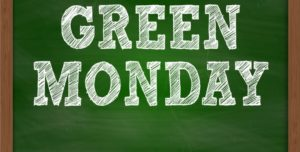 Green Monday & Free Shipping Day 2018 are Coming