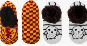Up to 50% Off Harry Potter Socks, Slipper Boots, Umbrellas & More