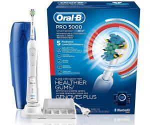 Oral-B Pro 5000 SmartSeries Electric Toothbrush $44.94 Shipped (Reg. $159.99)