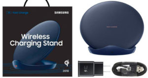 Samsung Fast Charge Wireless Charging Stand $29.99 Shipped (Reg. $69.99)