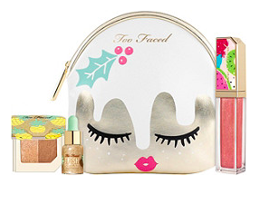 Limited-Edition Tutti Frutti Christmas Fruit Cake Makeup Collection $15 (Reg.$30)