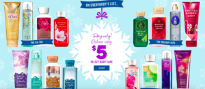 Bath & Body Works Lotion, Shower Gel & More $4 each Shipped