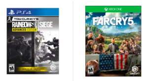 FREE $50 Target Gift Card w/ Purchase of Two Video Games
