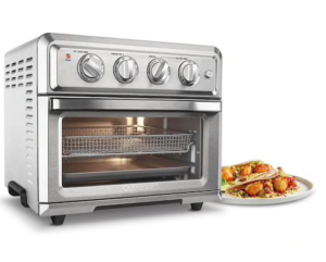 Cuisinart Air Fryer Toaster Oven $101.99 Shipped (Reg. $249.99) & Earn $20 Kohl's Cash