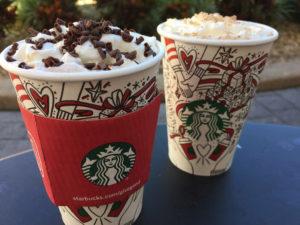 Buy 1 Get 1 FREE Starbucks Espresso Beverages & Hot Chocolate (Starting December 14th)