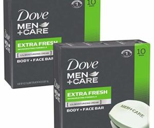 Dove Men + Care 20-Count Body & Face Bars $13.90 Shipped